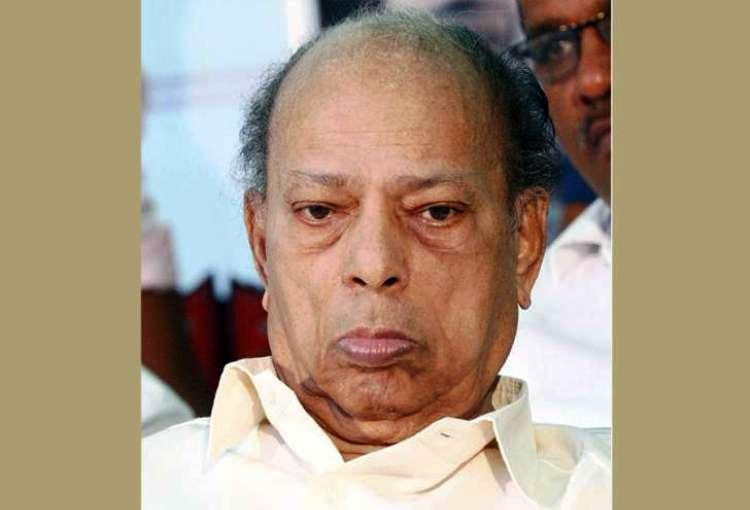 A man who nurtured football Former AIFF secretary PP Lakshmanan passes away