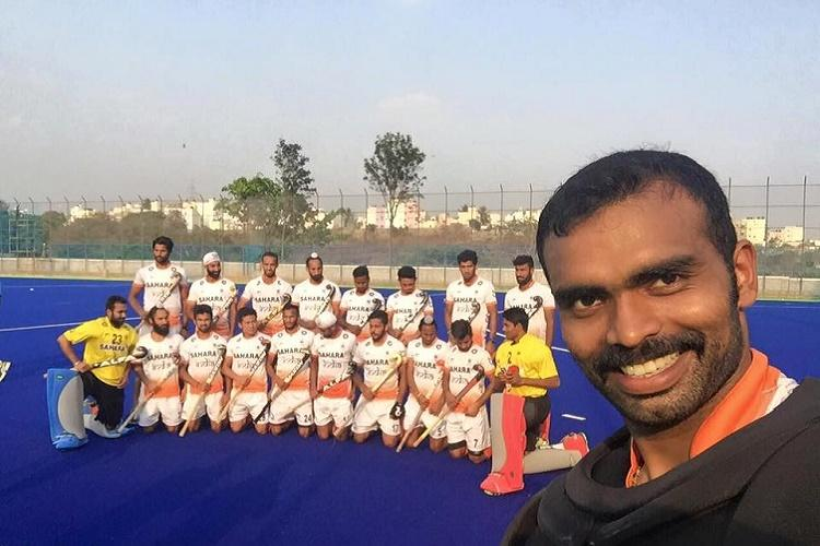 8 things to know about PR Sreejesh Indias hockey captain at the Olympics