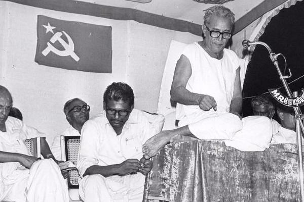 Dravidian Chronicles TNs first polls saw a jailed communist elected to the Madras Legislative Assembly