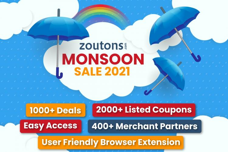 Gear Up For The Rainy Season With Zoutons Grab Exclusive Deals On Top Brands