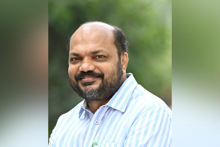 Kerala Minister for Industries and Law P Rajeev