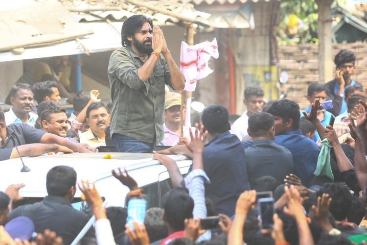 Pawan Kalyan alleges security lapse in yatra police say charges are false