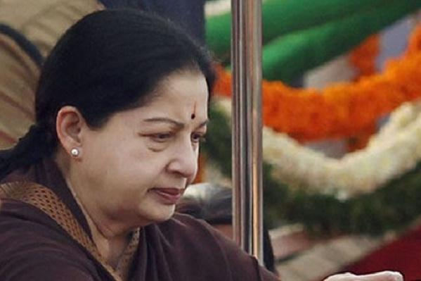 Jayalalithaas googly on Rajiv case convicts Congress opposes BJP evasive