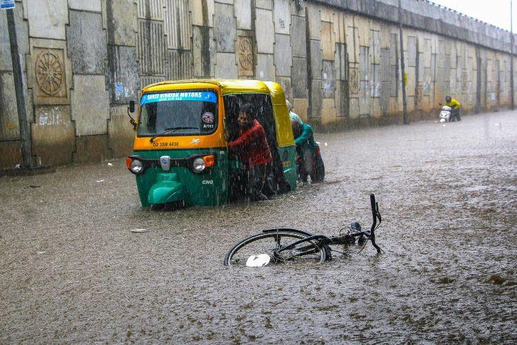 IMD issues heavy rainfall forecast for Telangana from September 1 to 3