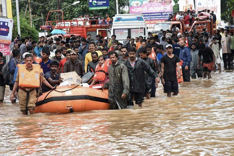 Did you listen to Sureshs viral analysis of Kerala flood relief Read this counter