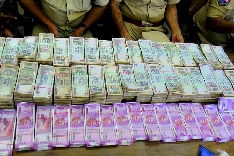 Two chartered accountants among nine held by Andhra police for Rs 569 cr fraud