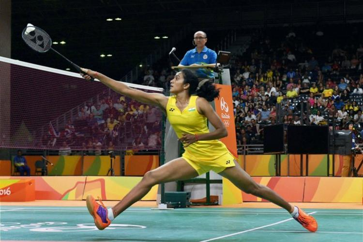 Ill give my heart for gold says PV Sindhu You go girl