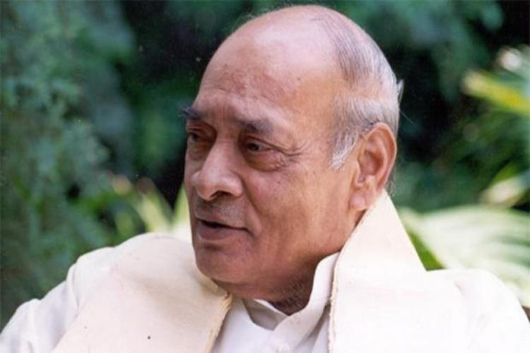 A file photo of former Indian Prime Minister PV Narasimha Rao