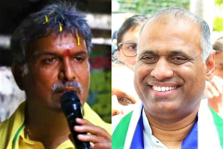 PVP sends legal notice to TDP MP Kesineni Nani for alleging he laundered Jagans money