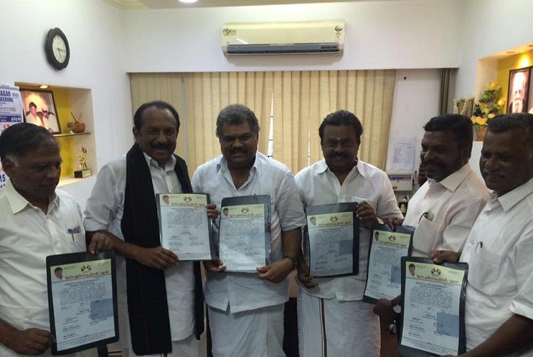 TN polls Is PWF-DMDK-TMC front a strong alliance and whose vote are they going to split