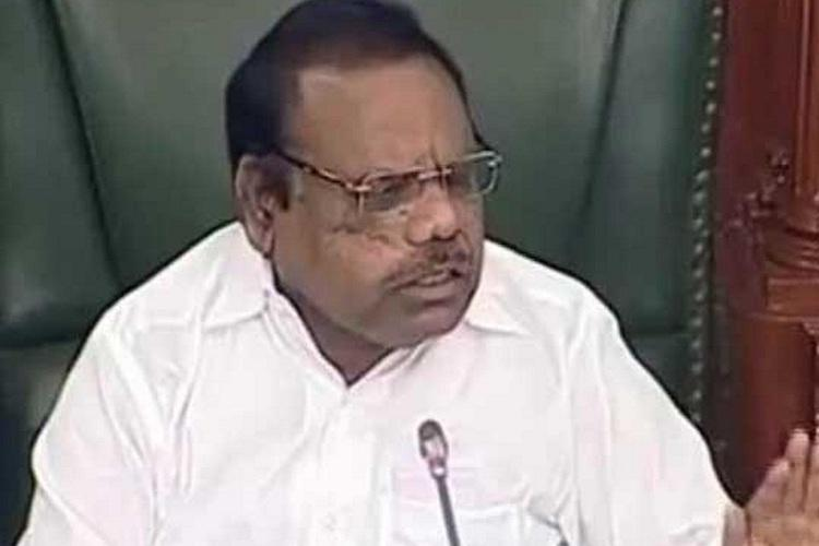 DMKs no-confidence motion against TN Speaker to come up on July 1
