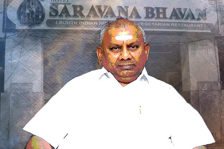 The rise and fall of Saravana Bhavan Rajagopal The dosa king with a notorious past