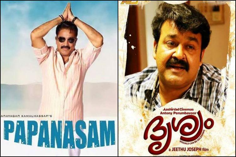 Drishyam vs Paapanasam Kamals post on meeting Nolan turns into fan battleground