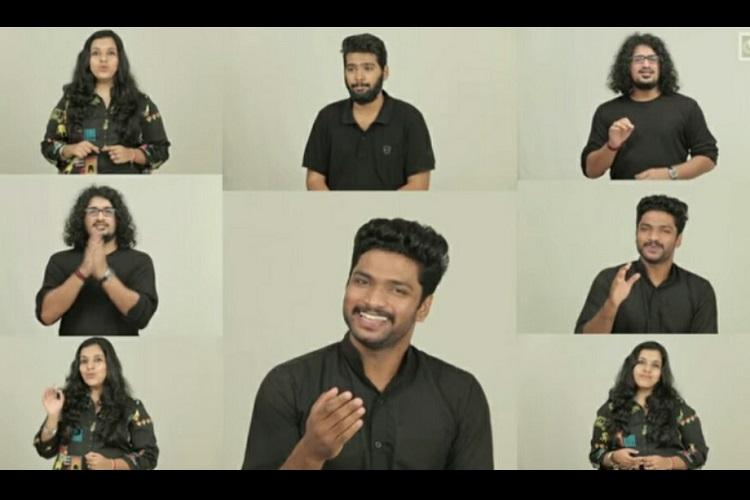Watch This Kerala band kills it with its beautiful acapella tribute for AR Rahman