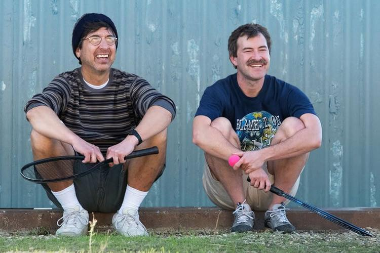 Paddleton' review: A breezy buddy film that shows how masculinity