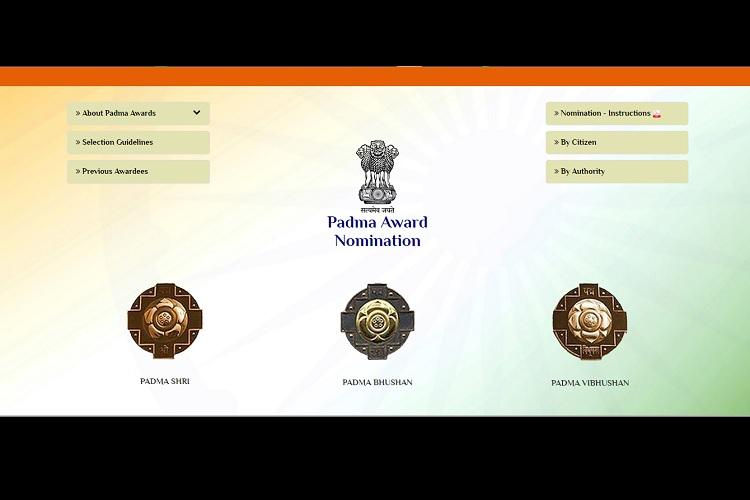 Now you can nominate someone for the Padma Awards heres how