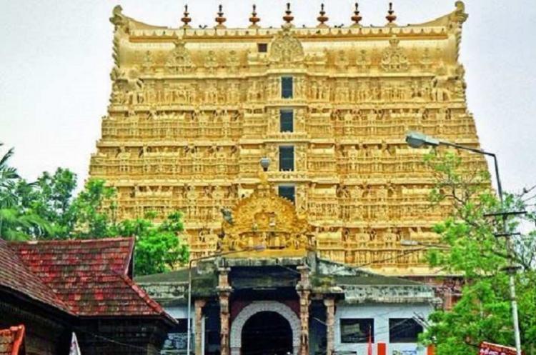 Diamonds worth Rs 21 lakh missing from Keralas Sree Padmanabhaswamy Temple
