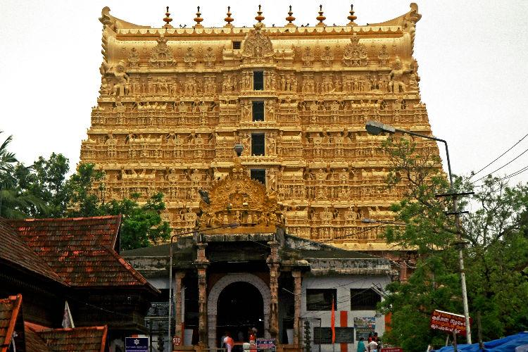 Let SC decide if temple treasure can be used for flood relief says Kerala Prince