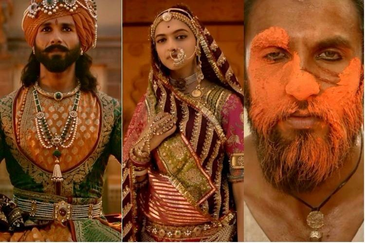 Rajasthan CM wants necessary changes made to Padmavati before release