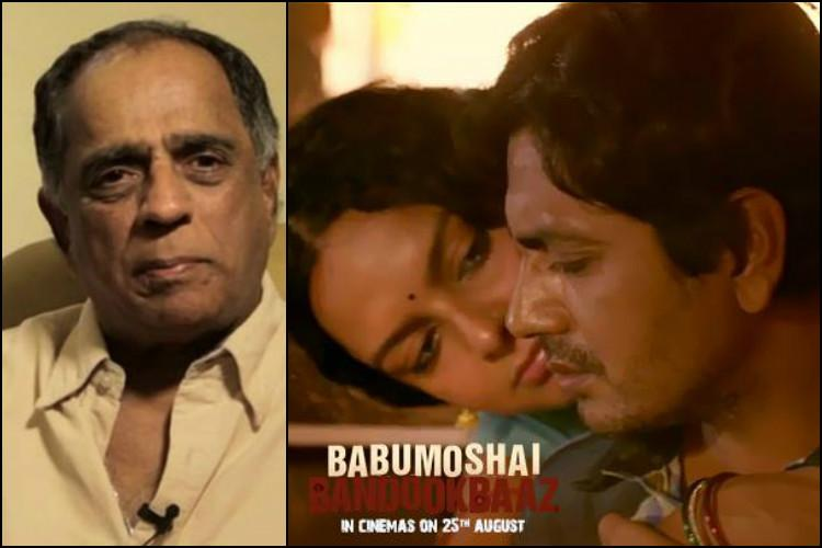 Certified it a month ago why revolt now CBFC chief hits out at Babumoshai Bandookbaaz makers