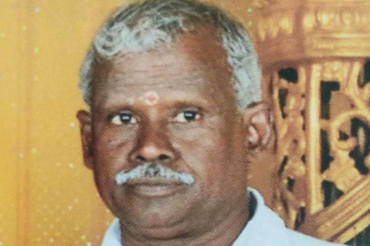Subramani who was shot dead by a businessman in Palani succumbed to his injuries at the Rajaji Government Hospital in Madurai on Tuesday