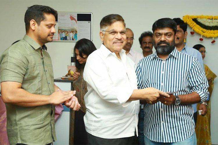 Geetha Arts gets Palasa 1978 director on board