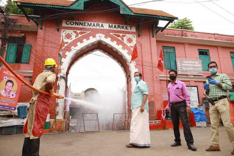 Traders at Thiruvananthapuram markets are considering shutting shops due to loss incurred following COVID regulations imposed