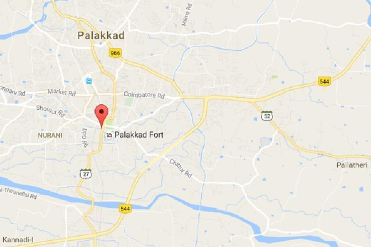 Palakkad Locals spot charred body of man in West Fort area of the town
