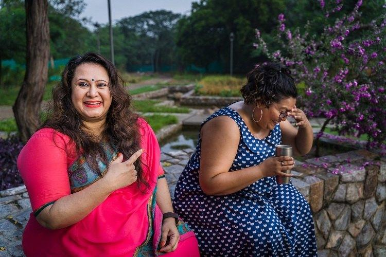 Living in a fat body Meet the two women behind the candid FatSo podcast