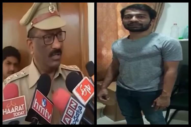 Hyderabad Woman accuses Telangana MLCs son of rape