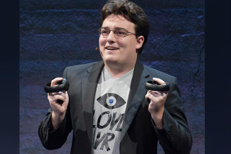 Facebook fired Oculus co-founder for supporting Trump Report