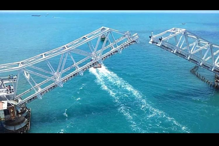 TNs iconic Pambam railway bridge to get a makeover
