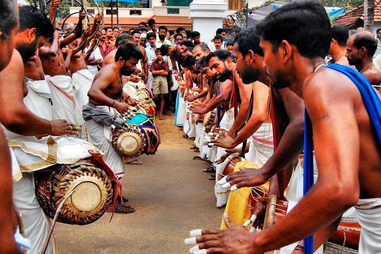 How Thrissur Poorams iconic music was dragged into a copyright violation controversy