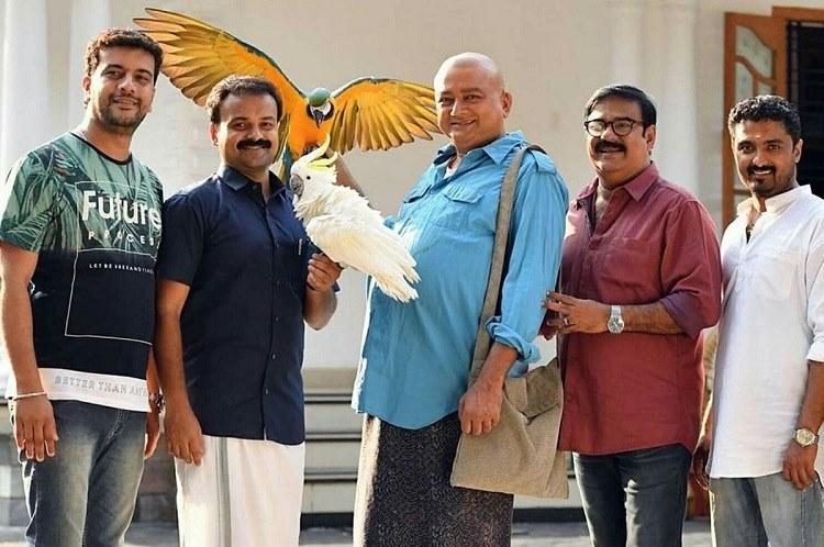 Panchavarna Thatha satellite rights sold for whopping sum to Mazhavil Manorama