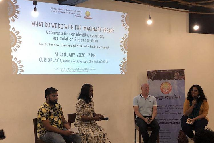 How to be a good ally Artistes discuss identity appropriation at Chennai panel