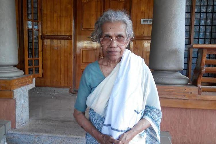 This brave 80-year-old woman was the only one to fight against Kollam temples fireworks