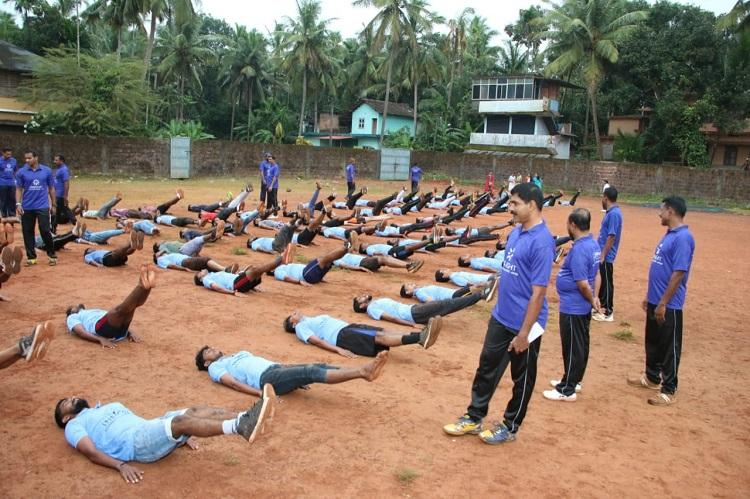 How police in Kannur are empowering youth, leading them ...