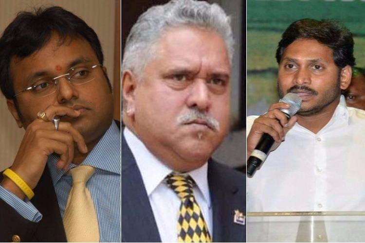 Paradise Papers Mallya Karti Jagan among Indians linked to companies in tax havens