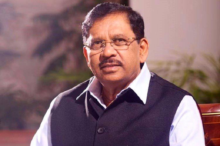 Ktaka Deputy CM and Congress leader Parameshwara booked for poll code violation