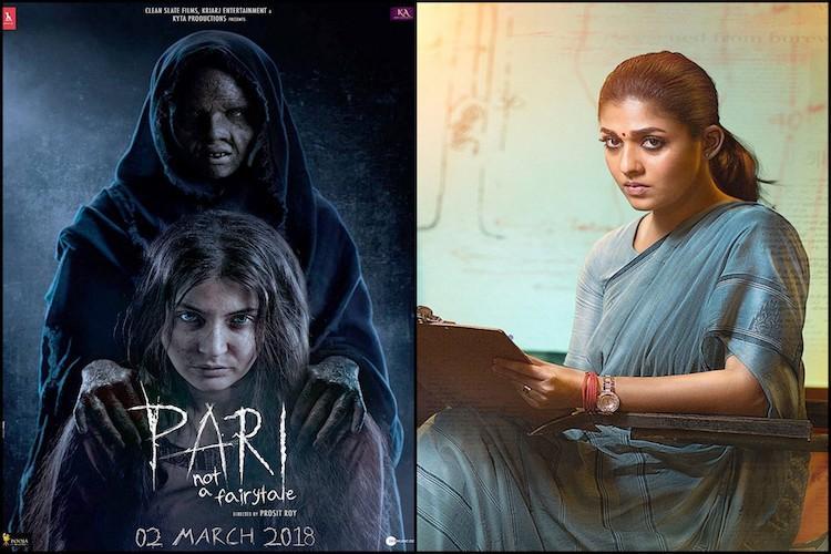 Nayanthara may not star in Tamil remake of Anushka Sharmas Pari