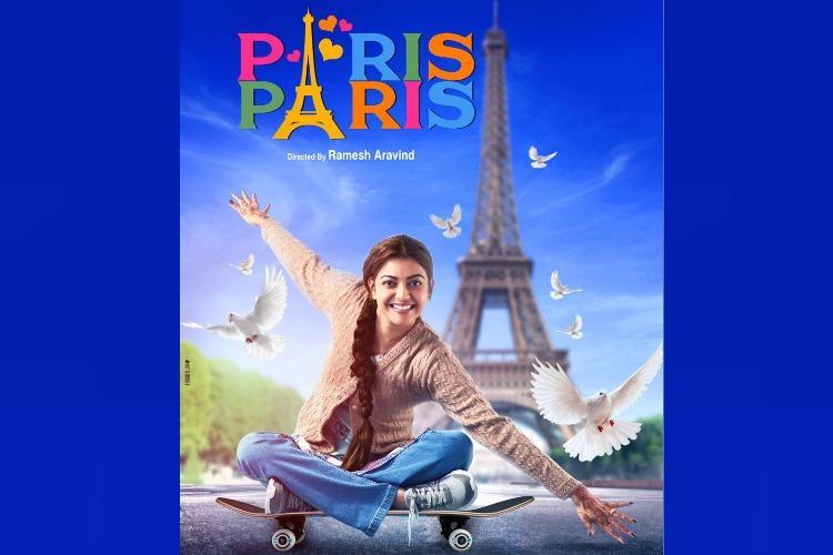 Censor Board woes for Kajal Aggarwals Paris Paris