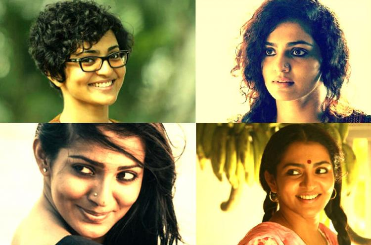 Will you recognise actor Parvathy if you met her Dont bet on it