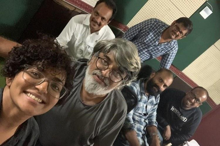 Parvathy finishes shooting for Venus film in anthology