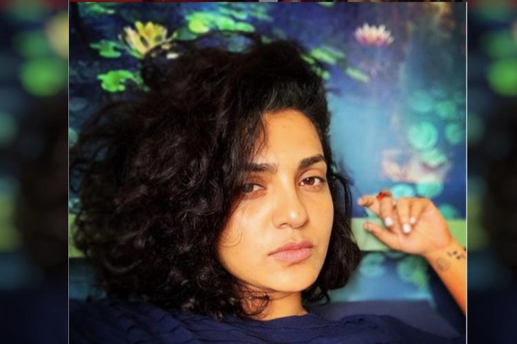 picture of parvathy
