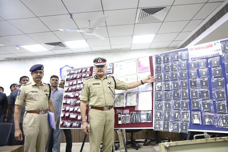 Five held for visa fraud in Hyderabad 88 passports seized by police