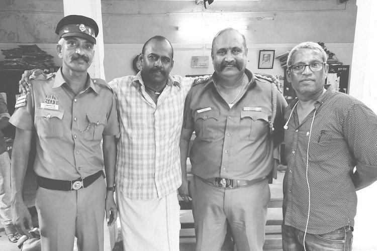 Actor Pasupathi on board Dhanushs Asuran