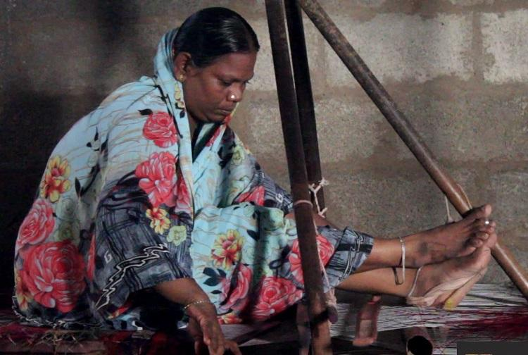 Long hours and paltry wages Watch the story of Pathamadais women weavers
