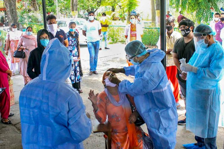 Chennais COVID-19 cases rise but containment zones reduce Heres why