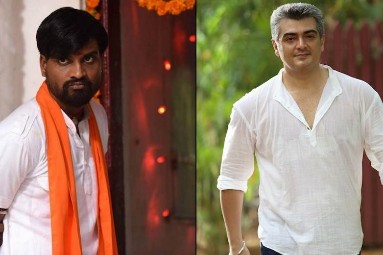 Pavel Navageethan to play villain in Ajiths upcoming Valimai
