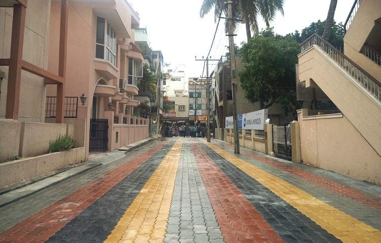 For water starved Bengaluru will paver block roads be the answer
